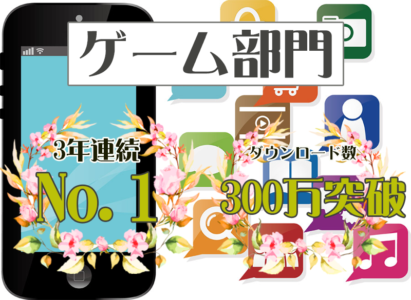 例:アプリ